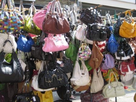 Copy Handbags are OK - Replicas are NOT