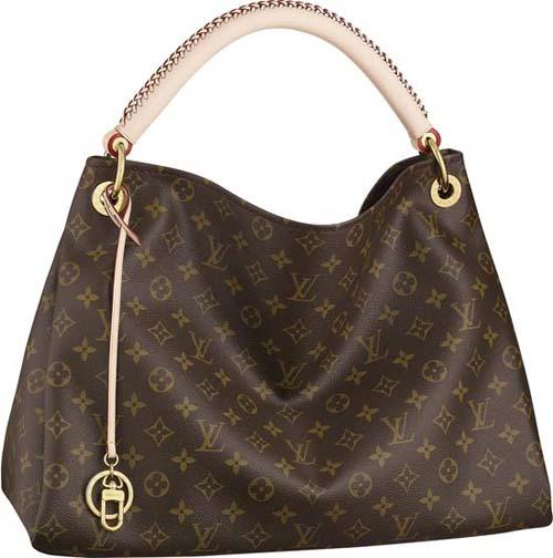 New Louis Vuitton Artsy Tote Handbag