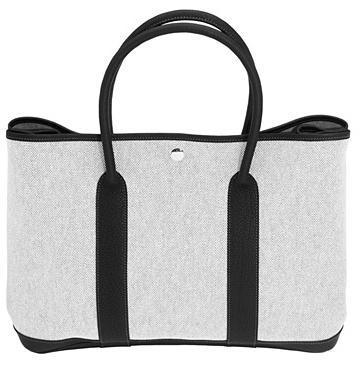 Garden Party Bag as a Beach Bag