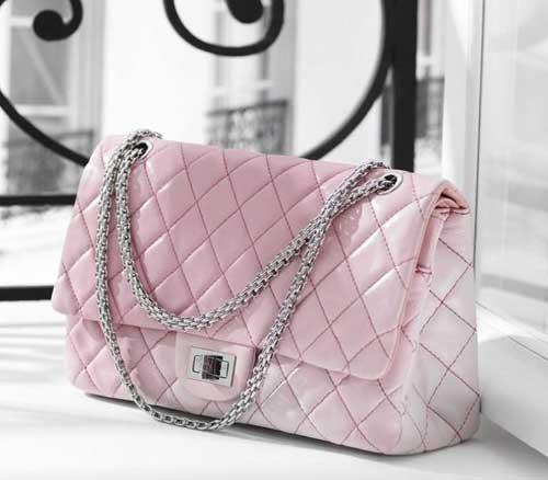 Past Season Chanel - Sumptuously Flirty Fabric Quilted Bag