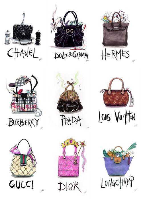The Psychology on Luxury Handbag Obsession