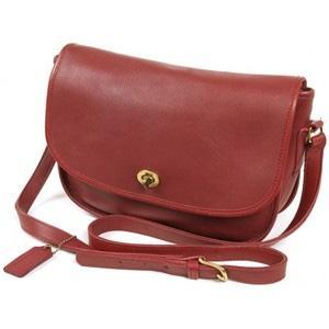 Identifying an Authentic Vintage Coach Handbag