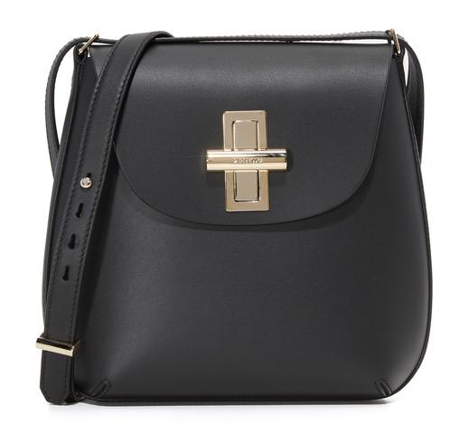 3 Brand-New, Simple Black Bags That You'll Love