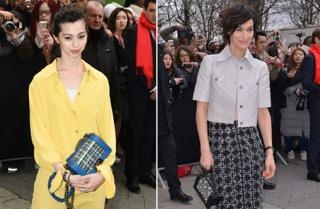 Paris Fashion Week: Street Style Standouts