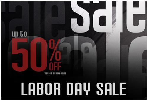 Labor Day Sales Galore