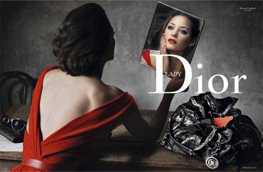 Marion Cotillard for Lady Dior (Again)
