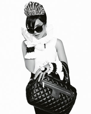 Lily Allen for Coco Cocoon