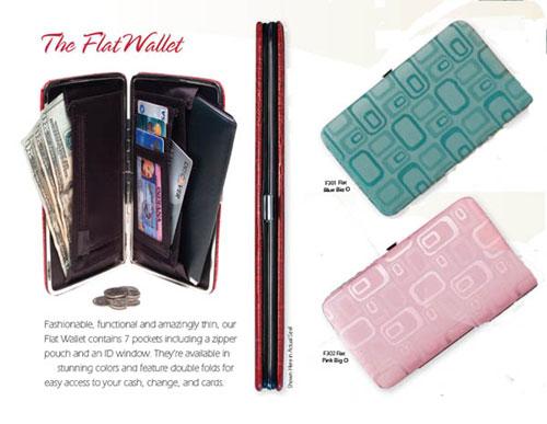 Flat Wallet - Yay or Nay?