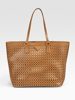 Perforated Leather Is Here To Stay
