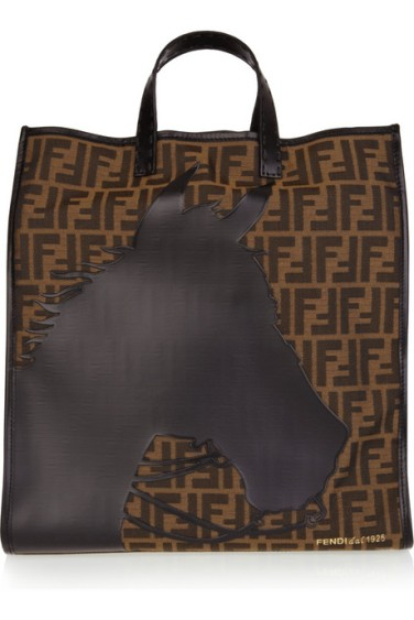 For the Equestrian and Fendi Lover