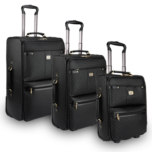 30d1fdd1acd New Black Luggage from RIONI