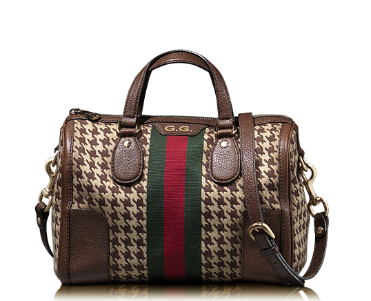 Gucci's New Vintage Look