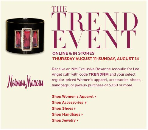 The Trend Event