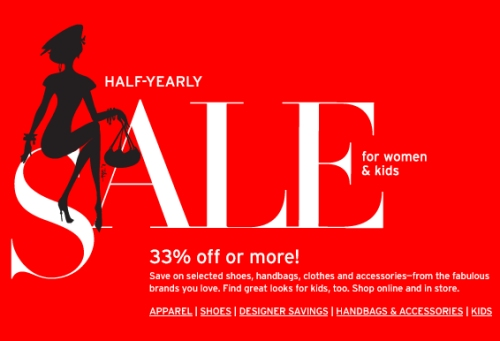 Nordstrom Half-Yearly Sale!