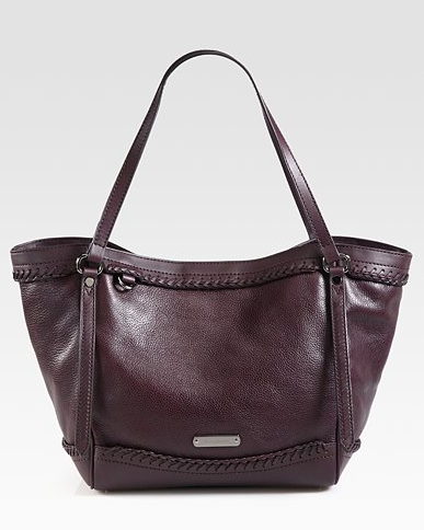 The Chloe Odessa Leather Tote