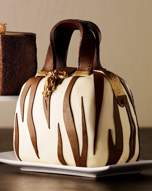 Chocolate Handbag Cake - Perfect for Mother's Day