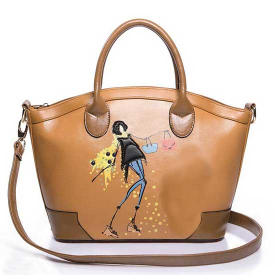 Cartoon Character Handbag