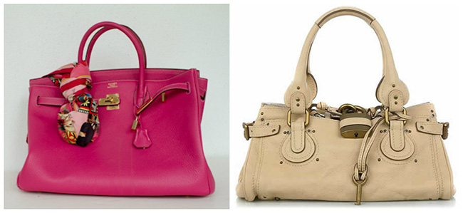 Two of the Most Popular Designer Handbags of All Time