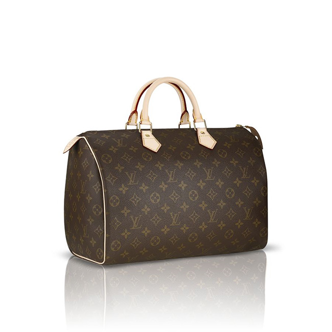 Spotting a Fake Louis Vuitton