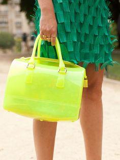 Dressing Around a Designer Bag