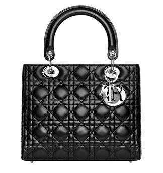 The Lady Dior: The Other Quilted Handbag That Celebrities Love