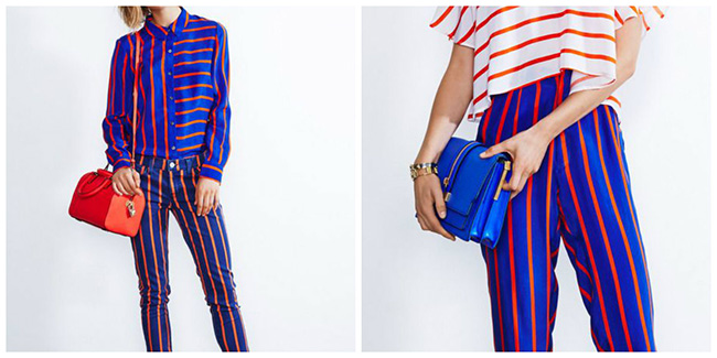 Have a Nautical Holiday: The Resort 2015 Handbag Collections