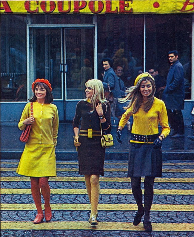 The Handbags of the 60s and 70s: A Brief History