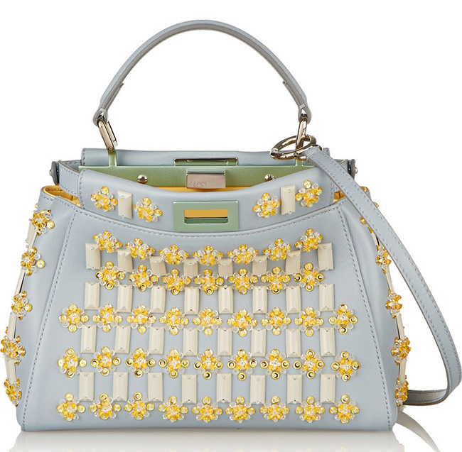 Embellished Bags: The Antidote to Minimalism?