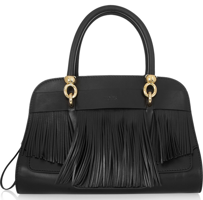 Trend Report: Our Pick of Spring's Fringe Handbags