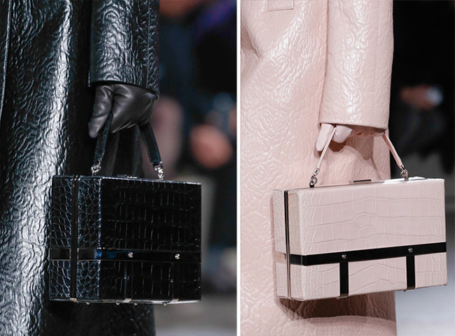 A Feeling of Deja Vu: Handbag Trends for Fall/Winter 2015-2016
