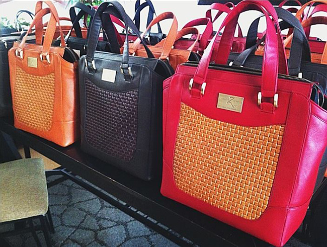 New Brand In Town: Spotlight On Zaneta Handbags
