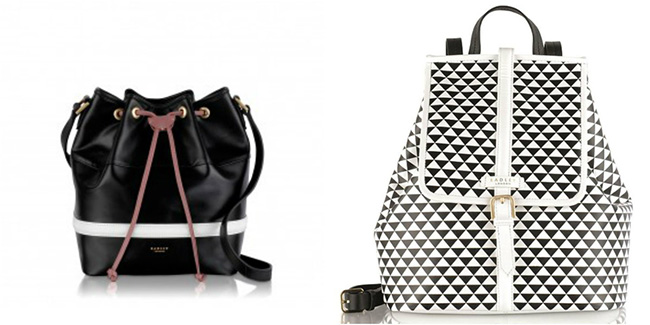 New Designer Capsule Collection: Jonathan Saunders + Radley