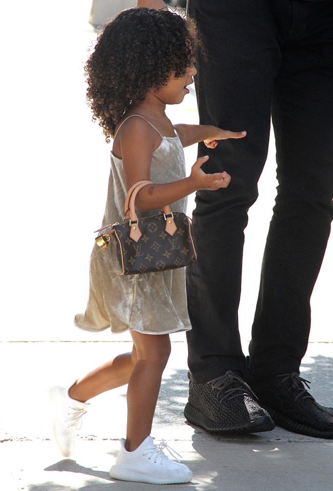 Kim Kardashian Bought Her 3 Year Old a Louis Vuitton