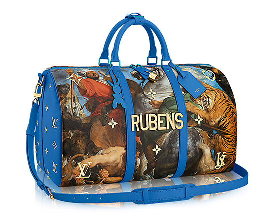 The Louis Vuitton x Jeff Koons Collaboration: Less Than Spectacular?