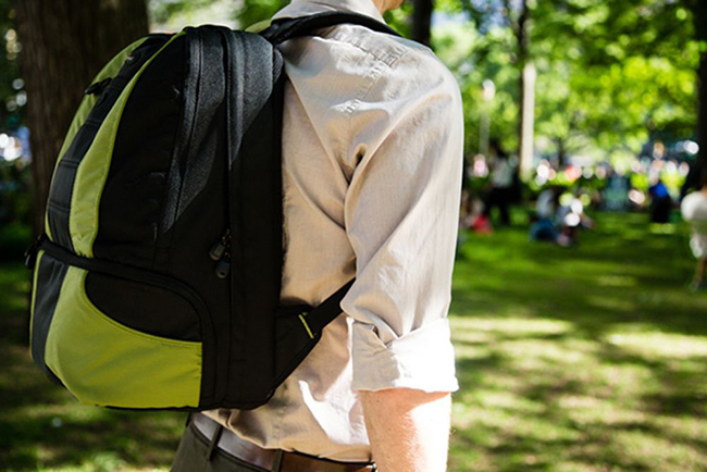 Is Your Backpack the Source of Your Pain?