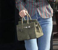 Bella Hadid's Faux Birkin Bag; Political Statement or Stylist Snafu?