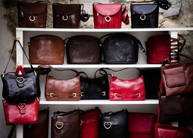 Designer Handbag Collection