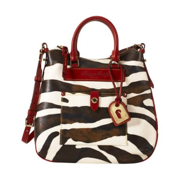 Dooney And Bourke Zebra Handbag Is The New Giraffe Rioni