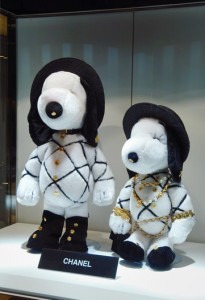 Snoopy Chanel