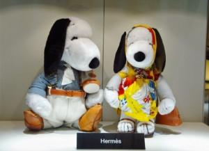 Snoopy Hermes