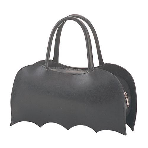 Bat Shaped Rubber Handbag
