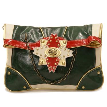 Military Clutch Bag