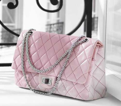 Chanel Fabric Quilted Bag