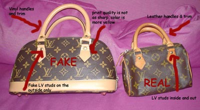 0023195b08 The ONLY 10 Ways to spot a Louis Vuitton (LV) Fake or Replica ...