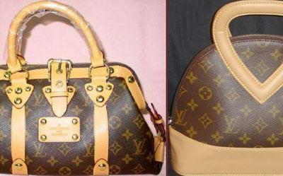 spot a Louis Vuitton (LV) Fake or Replica - 400 x 249  22kb  jpg
