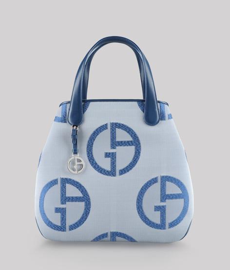 3d6e531c1c7a Giorgio Armani — Large Leather Bag  I ...