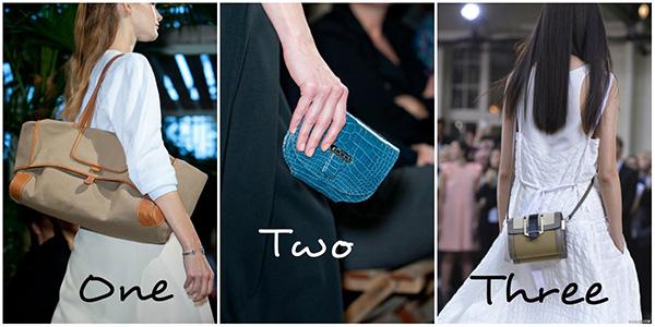 Handbag Education - Different Types