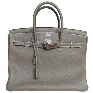 Hermes - Birkin - Designer Handbag