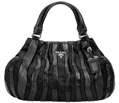 identify fake prada handbag