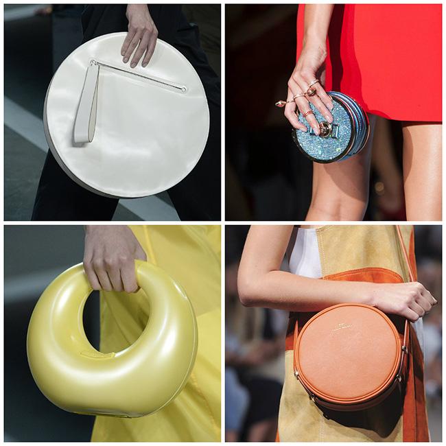 2015 Circle Handbags